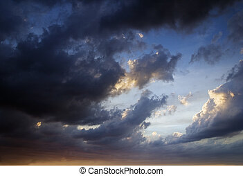 storm himmel