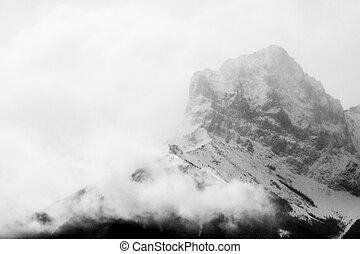 Storm Mountain Banff National Park