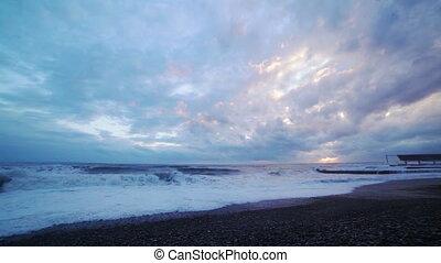 Storm on the Black Sea