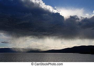 Storm - storm cloud