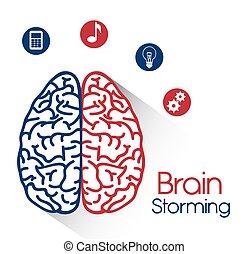 storming cerveau, conception