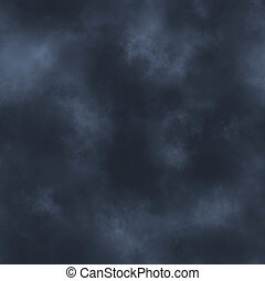 Stormy clouds - An abstract dark stormy clouds background...