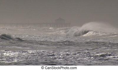 Stormy Sea - Stormy sea.