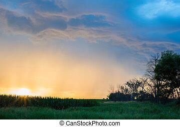 Stormy Sunrise