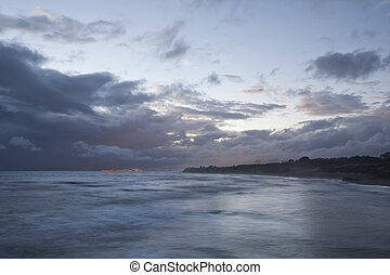 Stormy sunset in Spain 6.