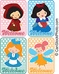 story people card  - story people card