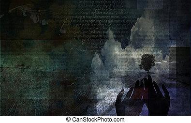 Story Told - SPiritual Meditative Composition