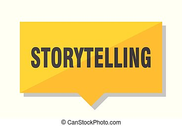 storytelling price tag - storytelling yellow square price...