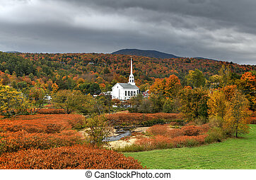 Stowe Community Church - Vermont