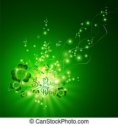 St.Patrick day greeting