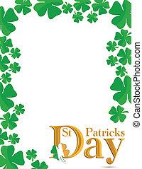 St.Patricks Day card