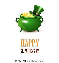 St.Patricks Day card.