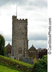 St.Pauls Church Landkey, Devon, UK
