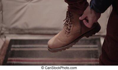 strój obuwie