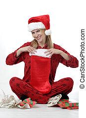 strømpe christmas