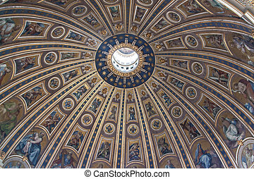 str.. basilica peters, vatikan