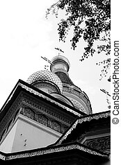 str., nikolay's, tempel, in, sofia