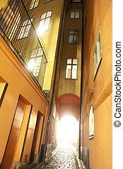 straße, stockholm