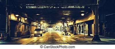 straat, chicago