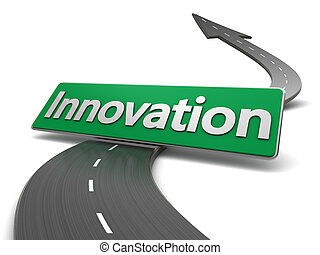 strada, a, innovazione