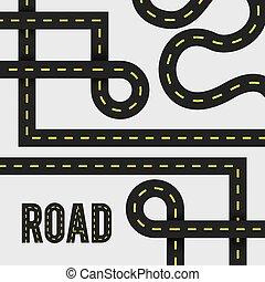 strada, design.