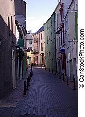 strada, lato, waterford, irlanda