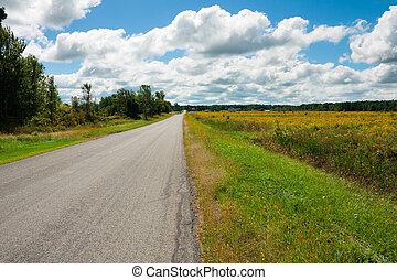 strada, paese