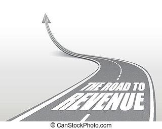strada, parole, autostrada, reddito