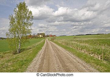 strada, scandinavo