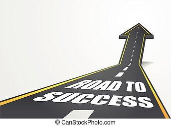 strada, successo