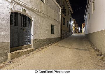 strade, villaggio