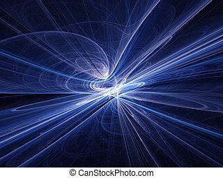 strahlen, laser