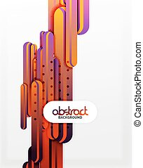 Straight lines background - Straight red lines vector...
