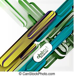 Straight lines background - Straight lines vector abstract...