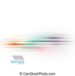 Straight lines futuristic modern background - Straight lines...