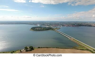 Stralsund - Germany by drone