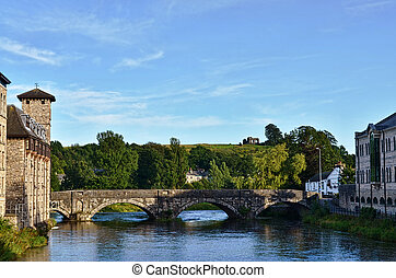 Stramongate Bridge, Kendal
