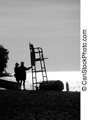 strandőr