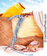strand, items