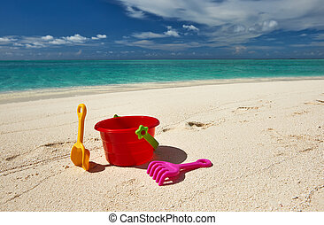 strand leksak