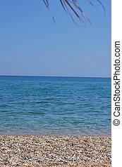 strand, mooi
