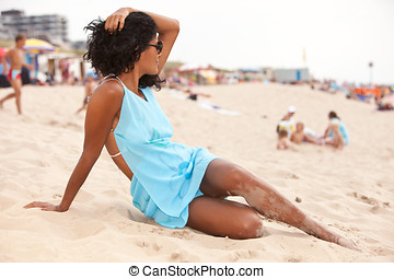 strand, relaxen