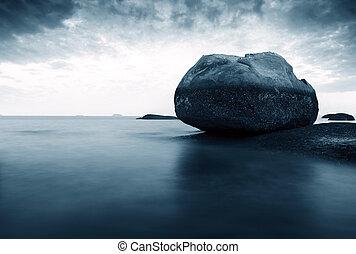strand, Rockar