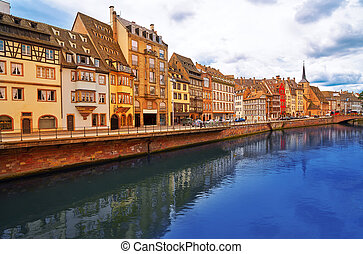 strasbourg beautiful city