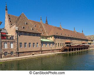 Strasbourg customs house