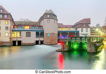 Strasbourg, França,  petite