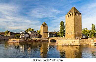 "Strasbourg, turista,  Área,  france"", França,  ""petite"