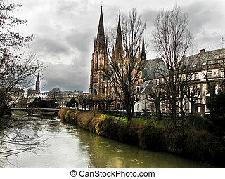 Strassbourg River Ill