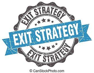 stratégia, aláír, bélyeg, kijárat, fóka