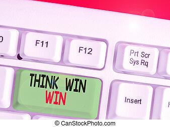 stratégie, écriture, défi, success., texte, manière, écriture, business, penser, concept, être, signification, concurrence, win., gagner